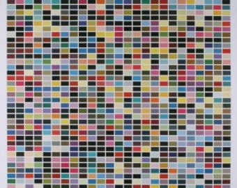 "Gerhard Richter - ""1025 Colors (1025 Farben)"" SKU: CB5017"