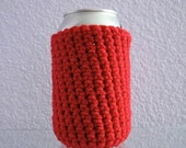 Can Cover Cozy - Bright Red
