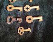 RESERVED-Railroad Keys