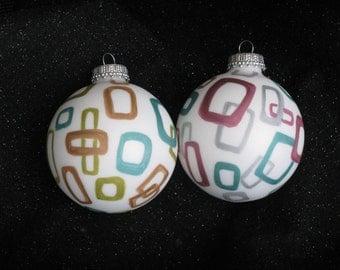 Retro Style Ornament