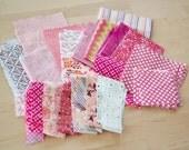 Pink scrap bundle