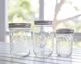 Bulk mixed pack 48 quilted Ball Mason jars with lids : quilted mason jars bulk - Adamdwight.com