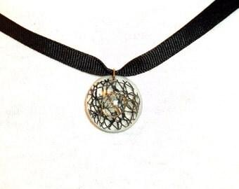Custom Steampunk Necklace