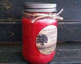 The Witching Hour Scented Candle 16 oz.