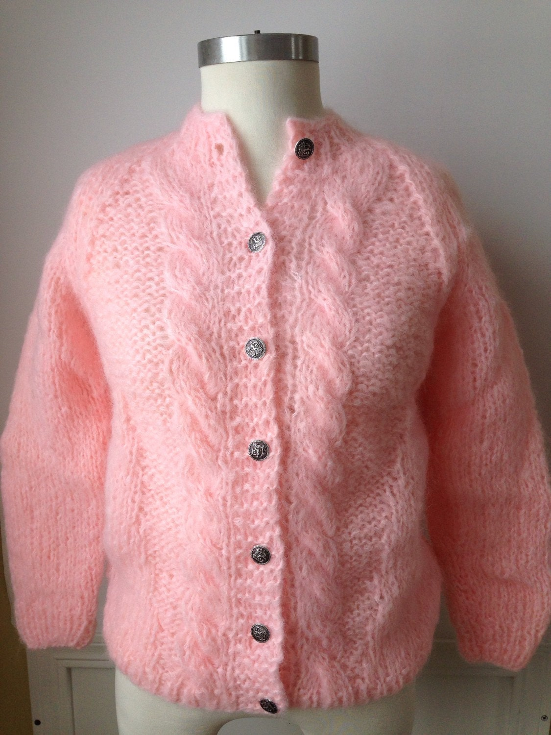 Vintage Mohair Sweater 27