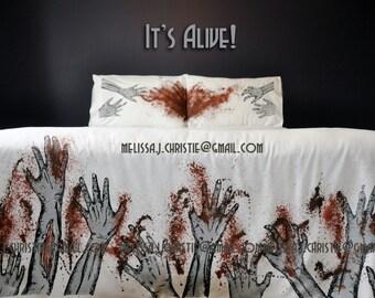 Never Sleep Alone QUEEN Greyscale Set