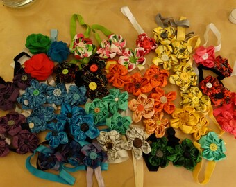 Child flower Headband (single)