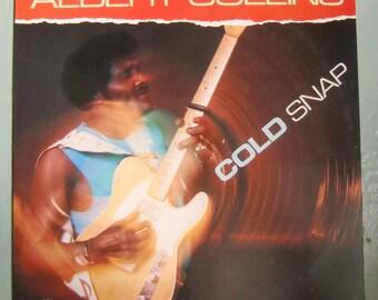 Albert Collins - COLD SNAP - LP
