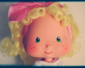 Strawberry vintage shortcake doll - Lemon Meringue