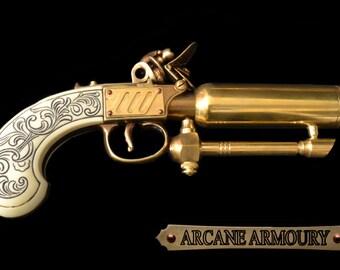 Defender Steampunk Pistol/Gun Prop