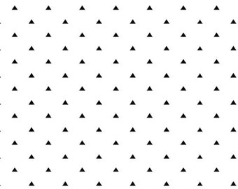 Crib Sheet in Black Triangles