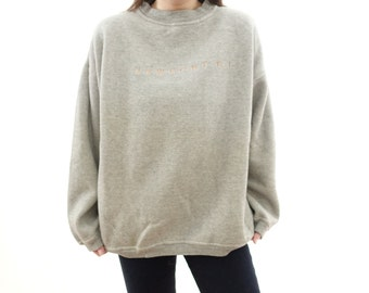Vintage Newport RI sweatshirt in Grey