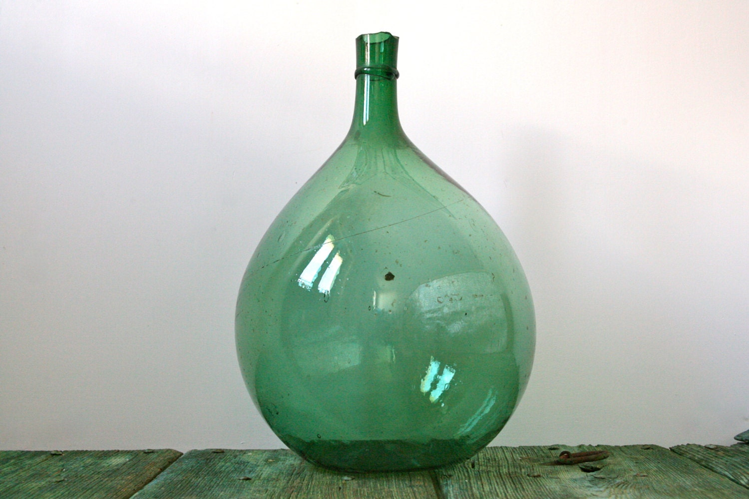 25 Litre Glass Demijohn