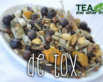 50g Detox - Loose Herbal Tea