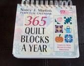 Nancy J Martin's Perpetual Calendar