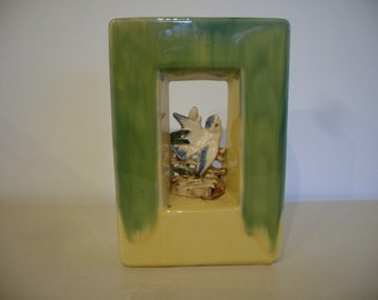 Vintage Mc Coy Vase