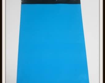 "50 9""x12"" Caribbean Blue Poly Mailer Envelopes"