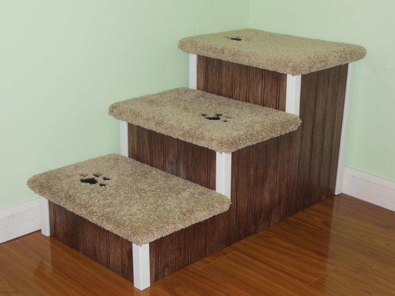 18 High Dog Steps Pet Steps Extra Wide Extra Deep