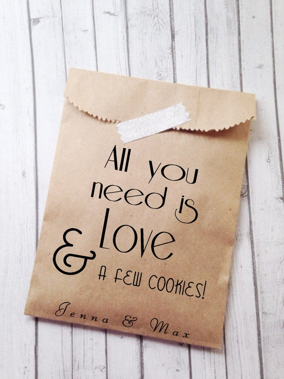 Personalized Wedding Favor Bags And Boxes : ... Bags, Favor Bags, Personalized Wedding Favor Bags, Treat Bags, Custom