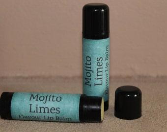 Mojito Limes Lip Balm