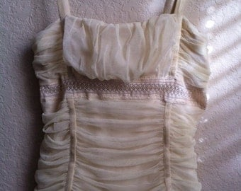 Ivory Colored Camisole