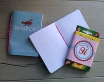 Passport Party Favor, Party Passport, Airplane Birthday Party Passports, (PDF File) Vintage Airplane Birthday Party- Airplane Party Favors