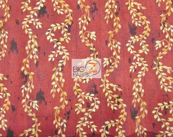 "Poultry In Motion 100% Cotton Fabric - 45"" Width Sold By The Yard (FH-1238)"