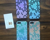 Iphone 5s Geometry and Watercolor Cases
