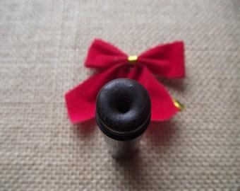 Covet - Matte Opaque Dark Plum Red Pink Lipstick BOLD COLOR Gothic Noir Sexy