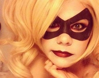 Harley Quinn Inspired Superhero Mask