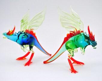 e33-992 Standing Dragon Multi