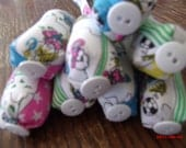 From Rags to Riches 12 Rag Hair Rollers Curlers
