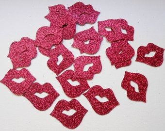 Hot Lips Confetti