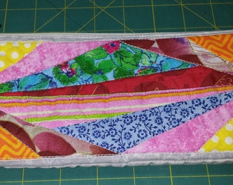 Quilted Travel Wallet 2
