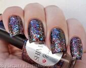 Shimmer Nail Polish - Courtney