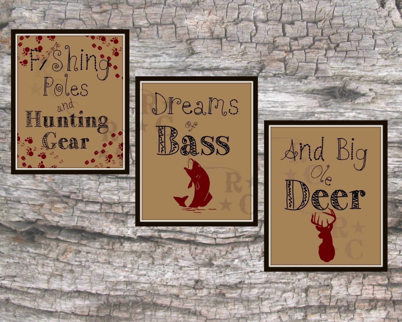 Fishing nursery – Fishing Bedroom Decor