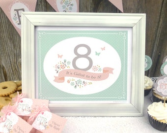 It S Great To Be 8 Etsy