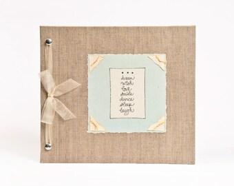 Baby Book - Baby Memory Book - Boy, Dream, Wish, Love Baby Album - Dream Wish Love Baby Memory Book - Hugs and Kisses XO Baby Memory Book
