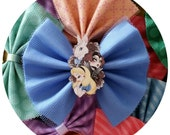 Wonderland Bow by Miss Cherry Martini exclusively for Charlie Heartbreaker