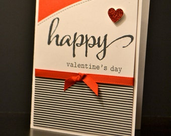 Valentine Card, Love Card, Valentine's Card