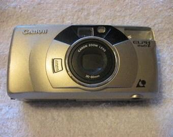 Canon ELPH 260Z Zoom 35mm Camera  C1-12