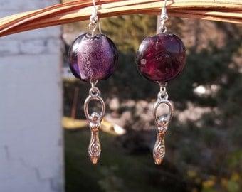 Goddess and Spirit Earrings