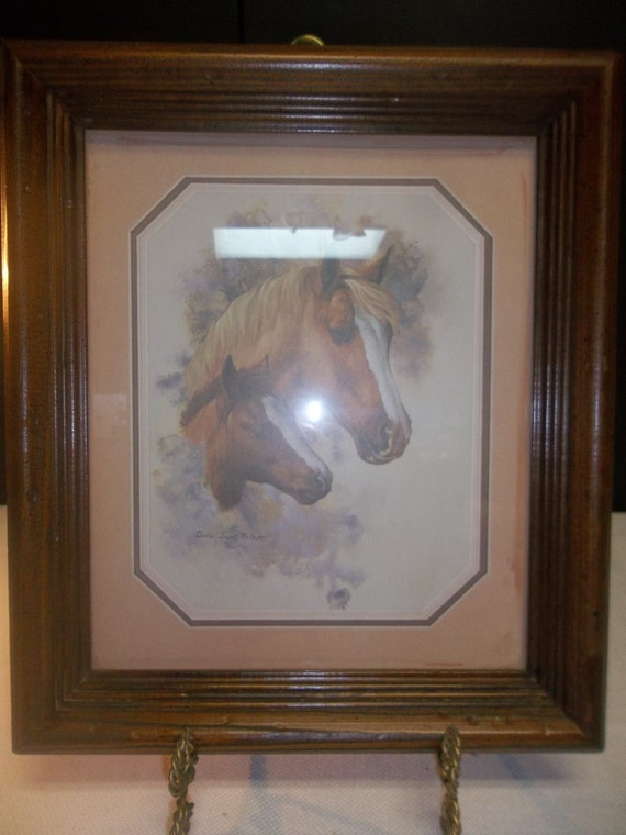 Clearance Was Vintage Home Interior Horse By