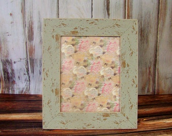 Distressed Painted Frames, Wooden Photo Frame,