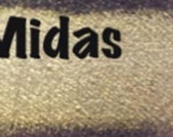 Midas- Gold Iridescent eyeshadow