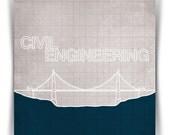 civil engineer: creating tension - modern, funny