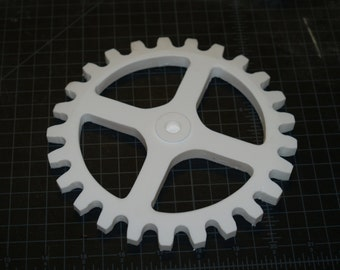 Cast Resin Cog, gear, multiple sizes