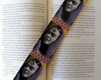 Freida Kahlo - Collage Bookmark