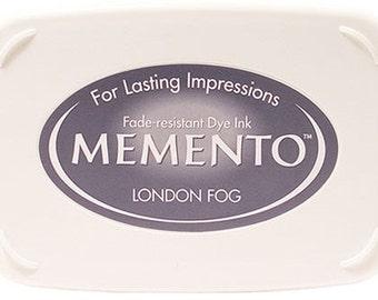 Memento London Fog Ink Pad