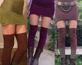 Simple Lycra Pixie Skirt